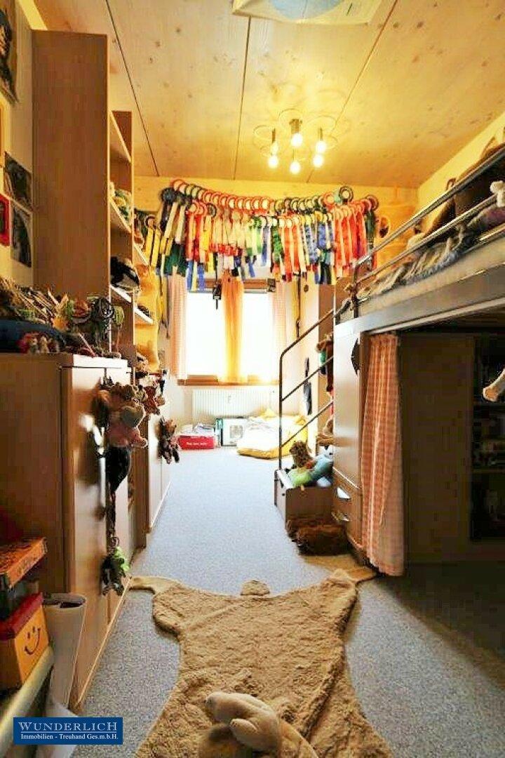 Kinderzimmer im Obergeschoß