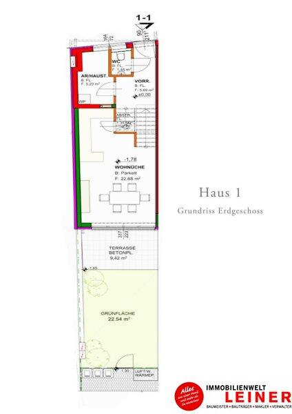traumhaftes Ziegelhaus für Jungfamilien in Kledering Objekt_12126 Bild_498