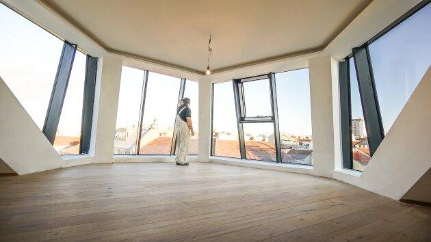 """Foto von NEU! ++ Exklusive 155 m² DG- Wohnung mit Terrasse, nähe """"Siebenbrunnenplatz"""", 1050 Wien (Top 35) ++"""
