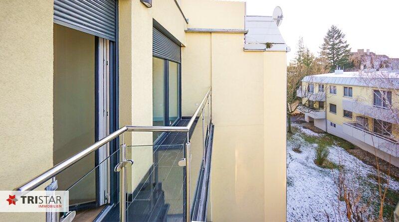 NEU! ++ ERSTBEZUG: Dachgeschosswohnung in 1130 Wien, Neubau, 3 Zimmer + Balkon + Terrasse + Dachterrasse mit Wienblick  (Top 7) ++ /  / 1130Wien / Bild 4
