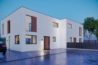 Direkt in Baden - modernes Doppelhaus - inkl. Grundstück