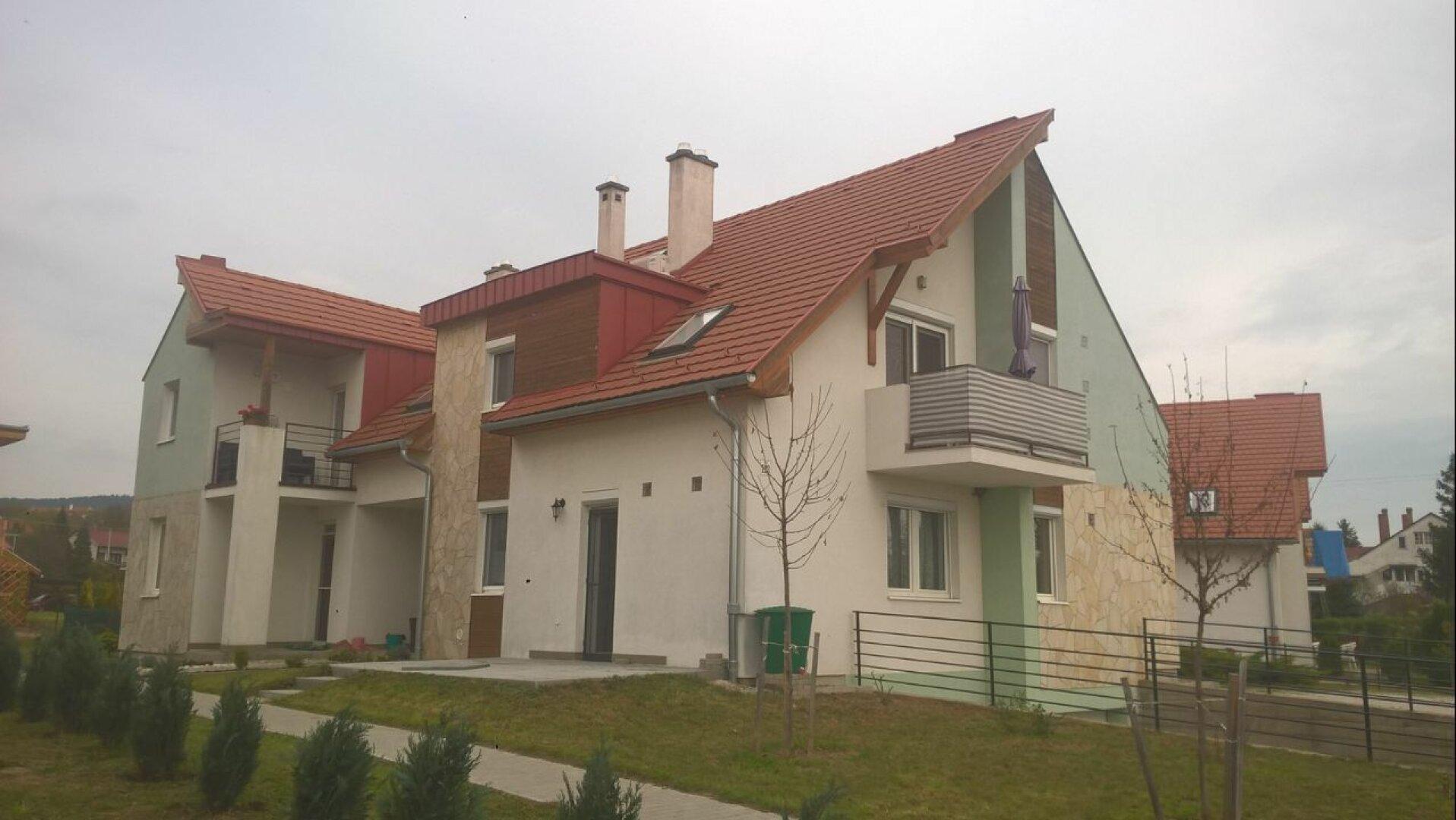 Gesamtes Wohnhaus