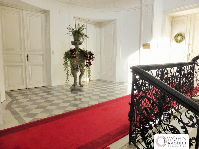 Botschaftsviertel: 58m² DG-Mansarde im wunderschönen Palais - 1030 Wien /  / 1030Wien / Bild 9