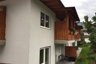 PERTISAU -  ACHENSEE    -   Sehr gepflegte 4 Zi.- Wohnung + 3 Balkone
