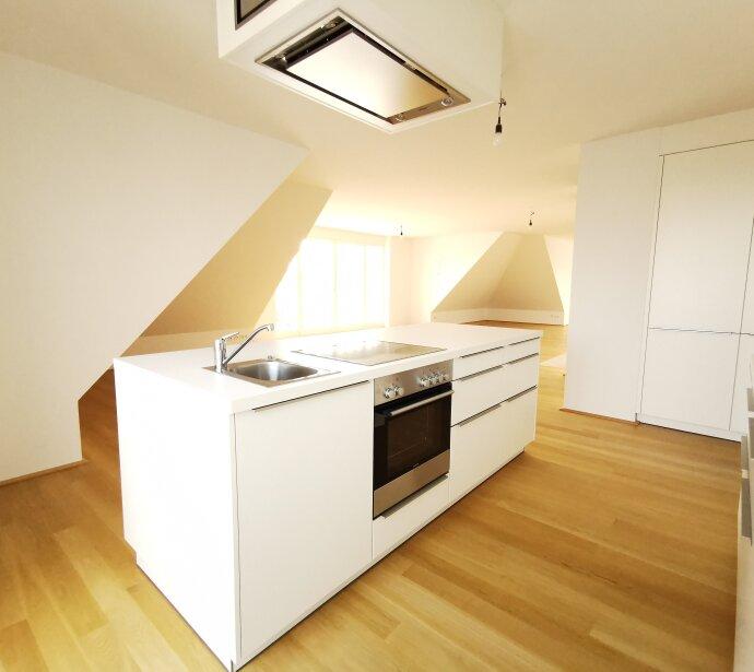Hietzing: Traumhaftes Luxus-Penthouse - Lichtdurchfluteter Architekten-Ausbau