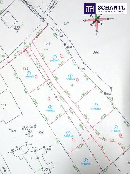 Reichlich Platz für Ihr Wohnprojekt! Grundstück in Südwesthanglage mit Fernblick auf die Koralm + Ruhelage /  / 8503Sankt Josef In der Weststeierm / Bild 5