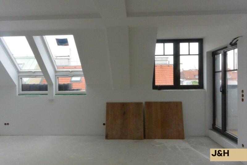 Luxuriöse, lichtdurchflutete DG-Wohnung, in Top-Lage /  / 1060Wien / Bild 1