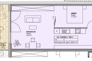 50 Erstbezugswohnungen in der Margaretenstraße 25 - bezugsfertig Februar 2020!