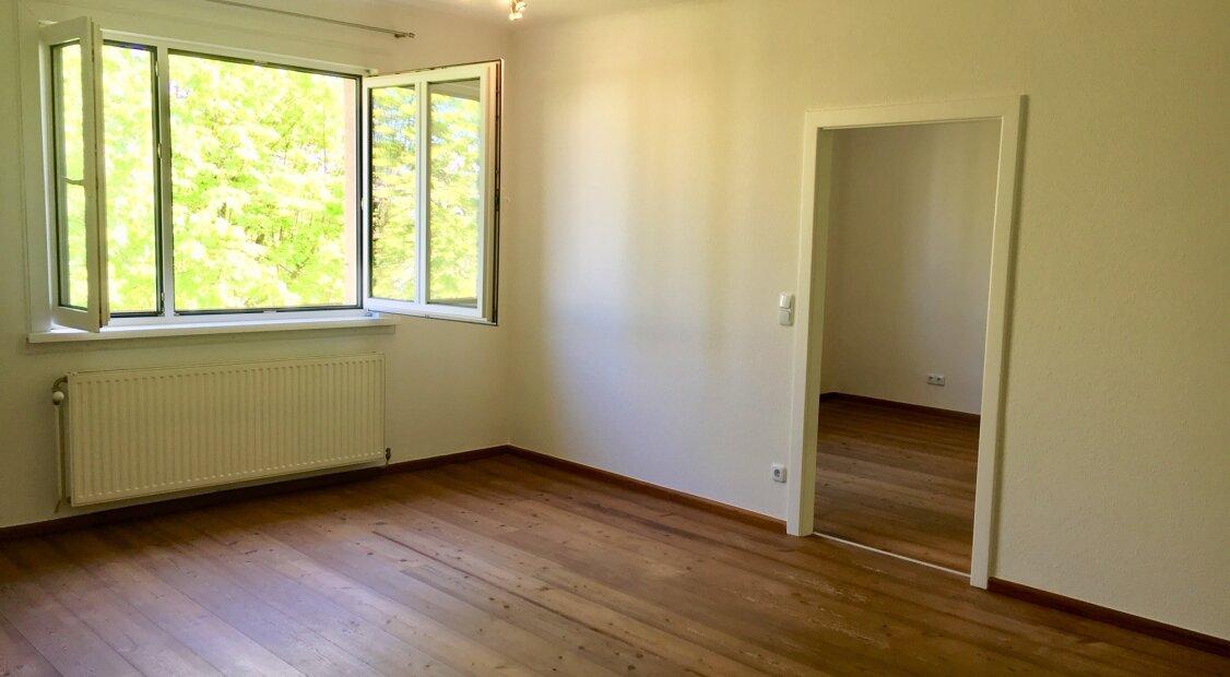 1190! Helle 2-Zimmer Wohnung mit Blick in´s Grüne nahe Rudolfinerhaus!