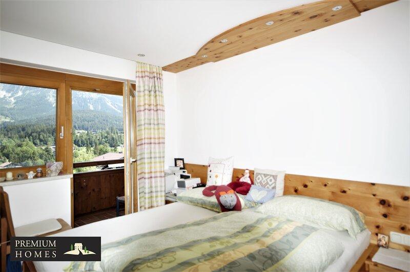 Ellmau - Eigentumswohnung - Zimmer aus Zirben-holz