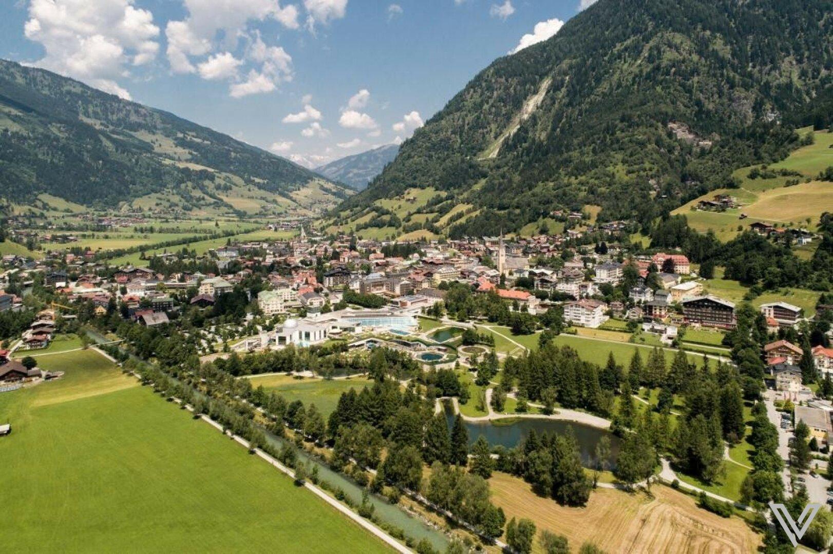 Bad Hofgastein Drohnenaufnahmen Gasteinertal