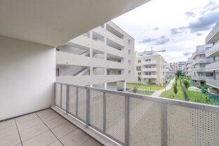 ab sofort: ruhige 3 Zimmer-Erstbezugswohnung mit sonniger Loggia im Quartier 11!