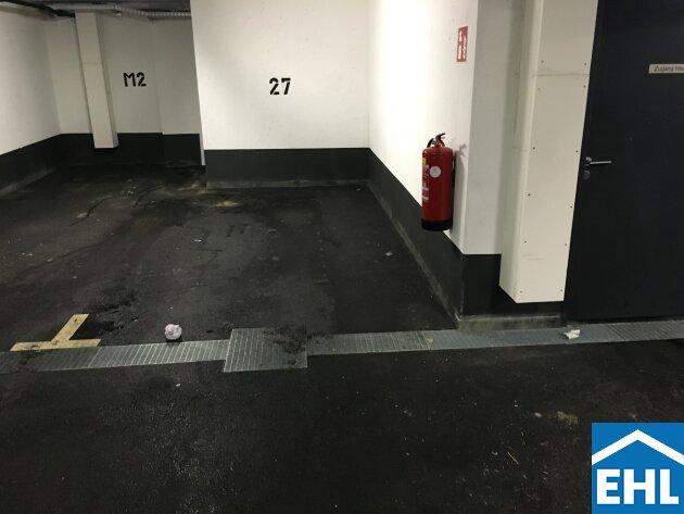 Bequem parken mit EHL in der ULLMANNSTRASSE 36