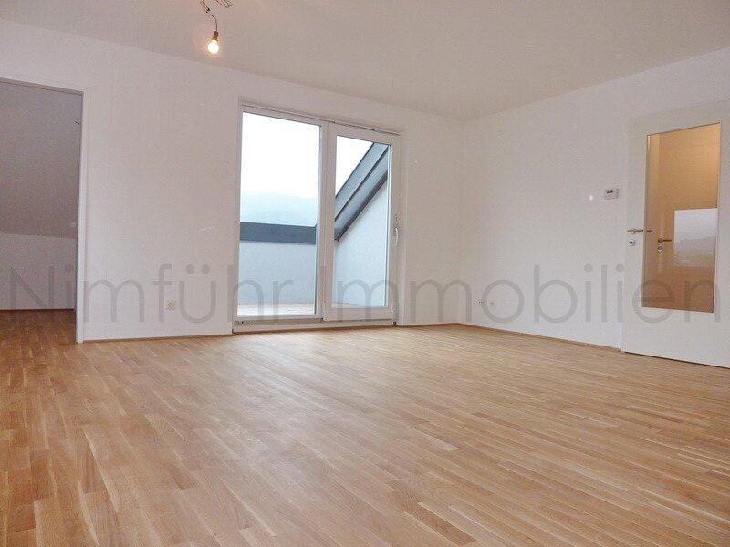 Moderne, neue 4-Zimmer-Dachgeschoß-Wohnung in Aussichtslage