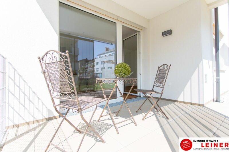 *UNBEFRISTET*Schwechat - 4 Zimmer Mietwohnung mit 140 m² großem Garten und Terrasse Objekt_9163 Bild_879