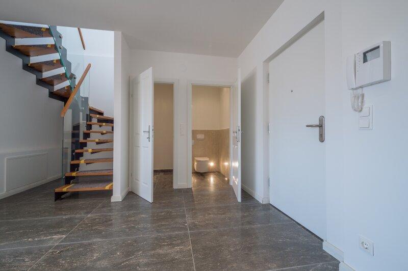 ++NEU++ Hochwertiger Familienerstbezug: Dachgeschoss mit Terrasse, Ruhelage! 4-Zimmer, VIDEOBESICHTIGUNG! /  / 1020Wien / Bild 2