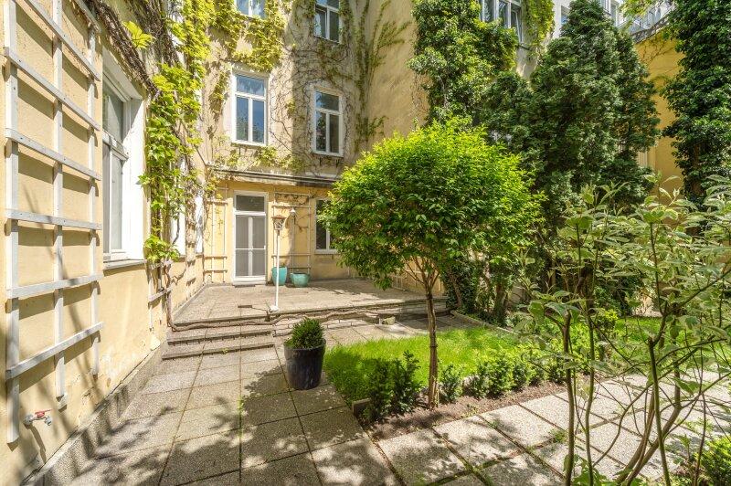 ++Rarität++ ERSTBEZUG Hofhaus, voll möbliert, mit Garten und Lager! /  / 1020Wien / Bild 11