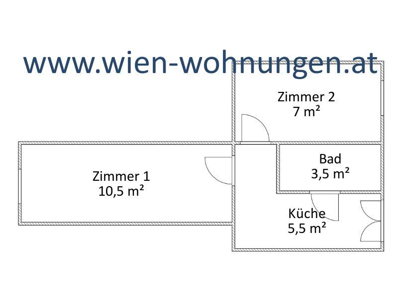 neu sanierte Klein-Wohnung /  / 1170Wien / Bild 3