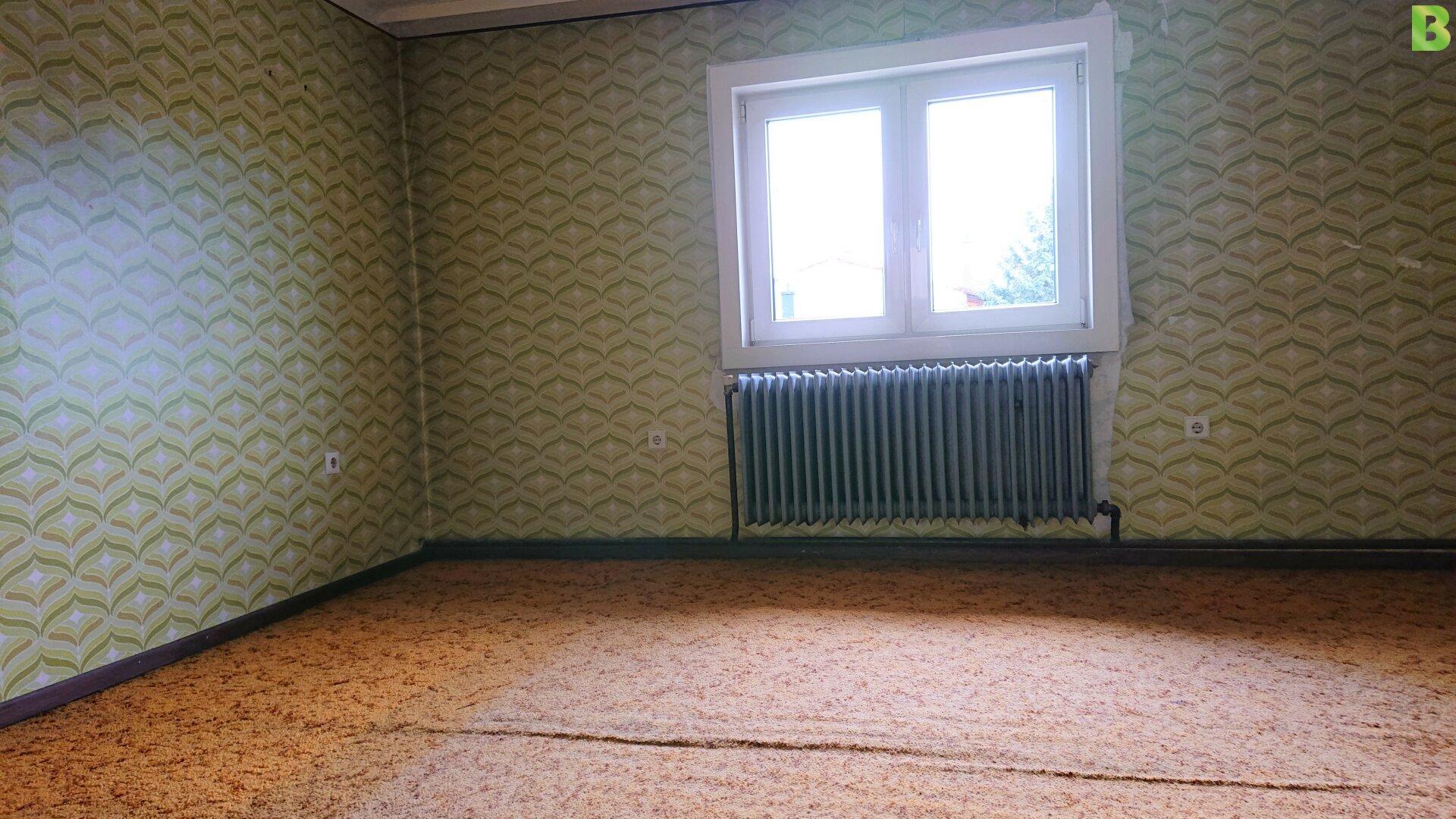 Mansardenzimmer eins