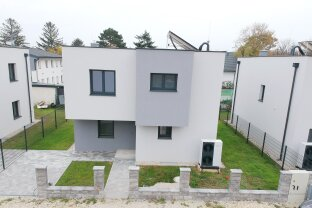 Traumhaftes Einzelhaus nur 11 km bis Wien - auf Eigengrund mit Keller, 116m² WNFl.