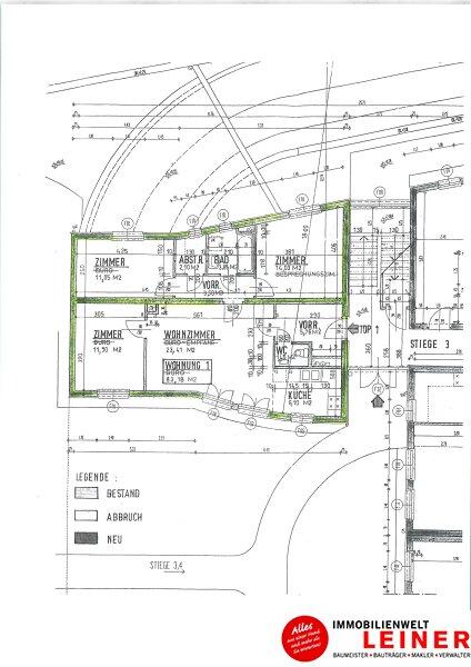 4 Zimmer Eigentumswohnung in absoluter Ruhelage mitten im Zentrum Objekt_9532 Bild_311