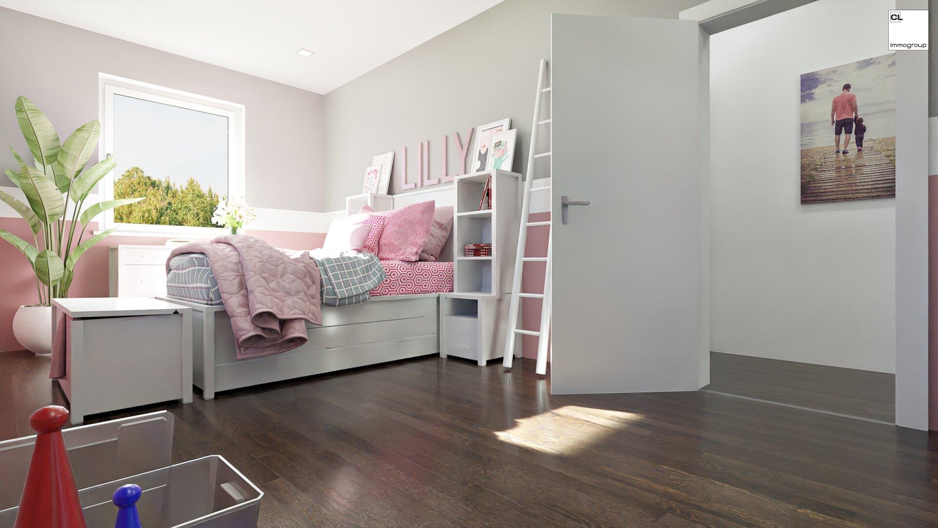 Kinderzimmer (Visualisierung)