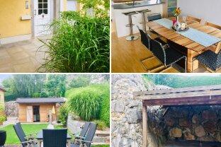 Traumhafte Gartenwohnung mit geringen Betriebskosten!