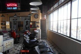 Top Hair-Studio mit Schulungsraum!
