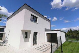 Schlüsselfertig: Traumhaftes Einfamilienhaus mit 171 m² Nutzfläche - Nur 10 km von der Stadtgrenze Wiens