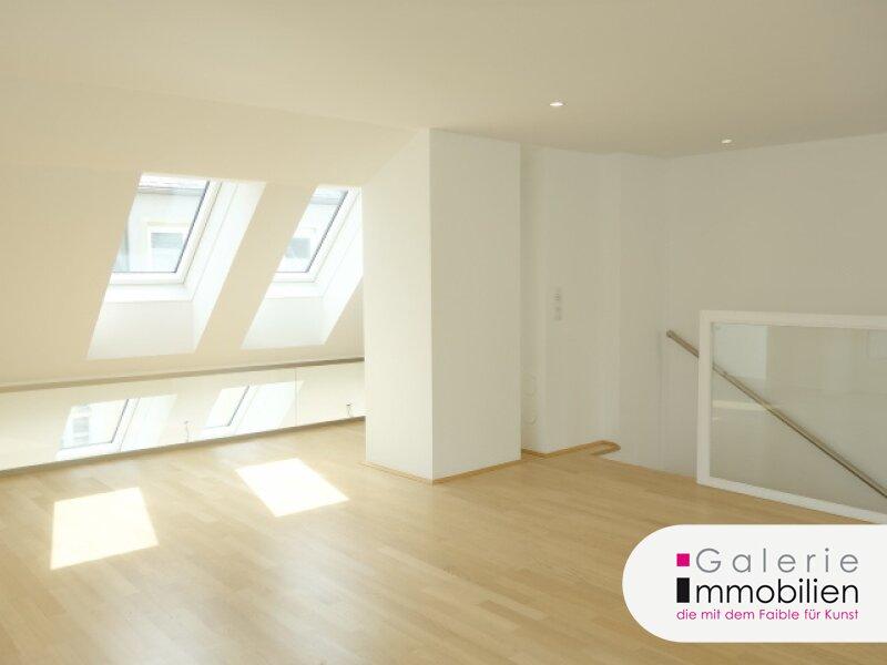 VIDEO: Hochwertige 5-Zimmer-Dachwohnung mit 3 Terrassen und Klima, Erstbezug! Objekt_28907