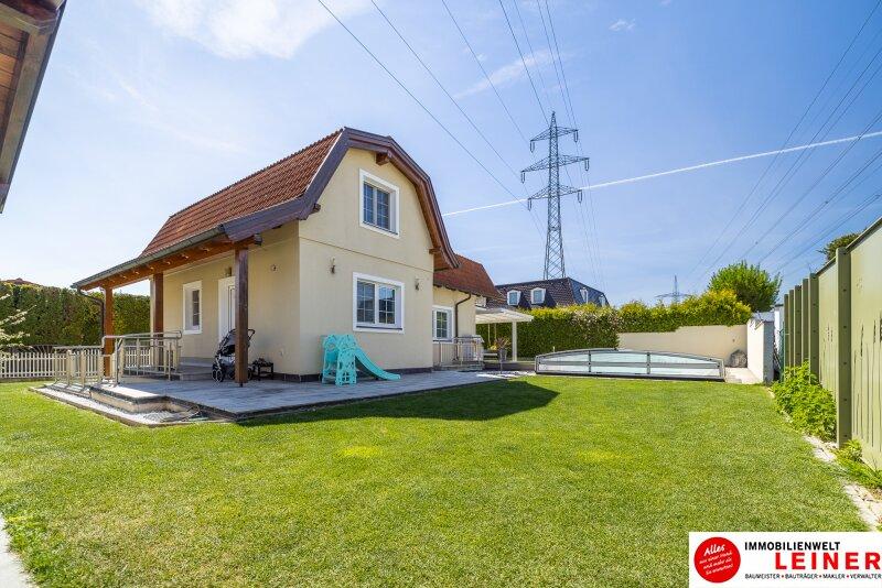 ACHTUNG! KAUFANBOT LIEGT VOR! Einfamilienhaus in Maria Lanzendorf auf Pachtgrund - HIER wird IHR WOHNTRAUM wahr! Objekt_15374 Bild_366