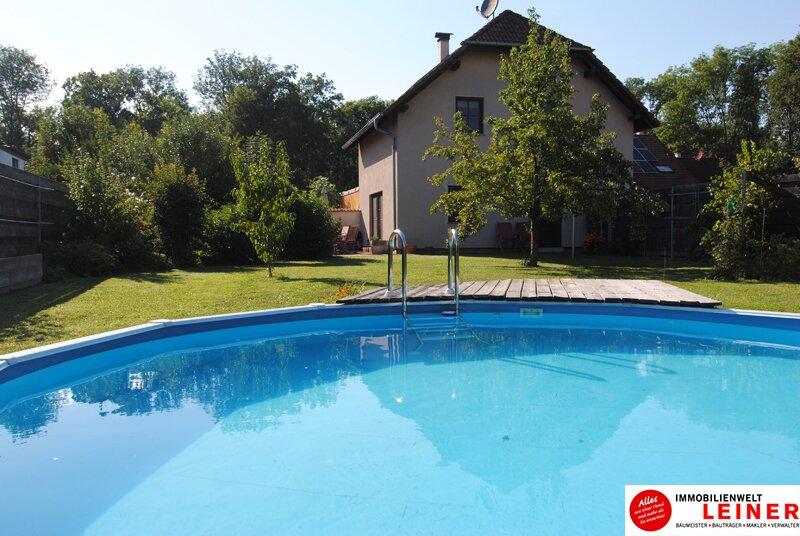 Margarethen am Moos -  Nähe Wien: Charmantes Einfamilienhaus mit Pool, Naturgarten und Ausbaupotenzial! Objekt_9363 Bild_572