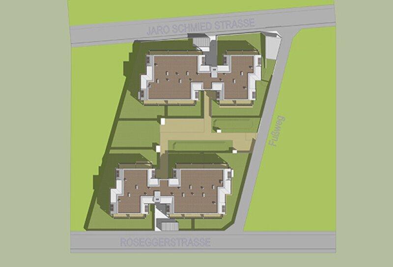 Provisionsfrei direkt vom Bauträger! Moderne Dachgeschosswohnung in Korneuburger-Top-Lage inkl. KFZ-Stellplatz /  / 2100Korneuburg / Bild 14