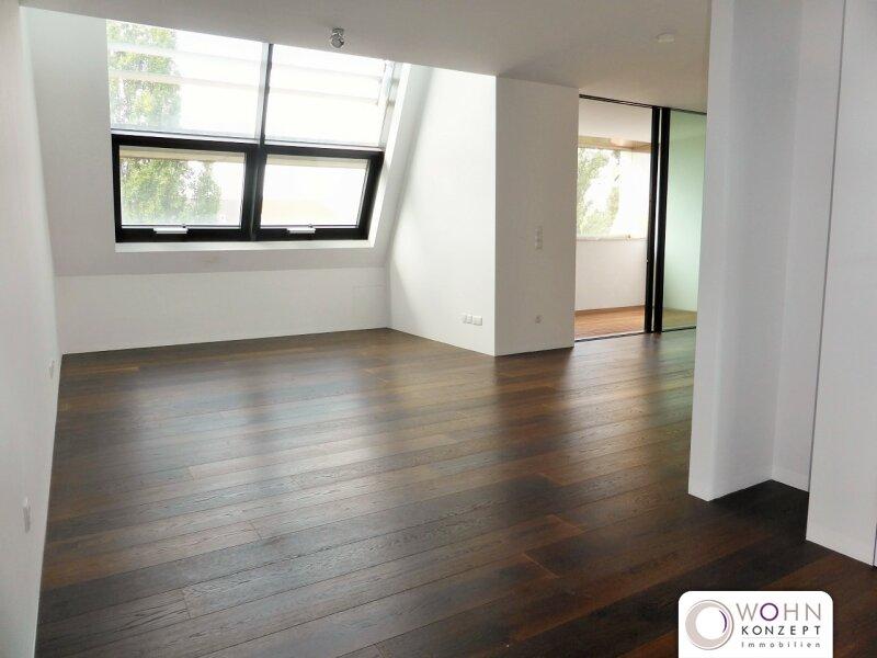 Exklusive 140m² DG-Maisonette mit Terrasse und Einbauküche - 1020 Wien /  / 1020Wien / Bild 4
