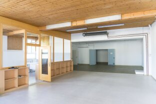 270 m2 großes Geschäftsfläche,Lager und Büro nähe Mödling zu vermieten! VIELSEITIG NUTZBAR! ⫸ Immobilienquartier