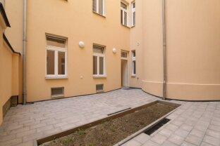 Top-Singlewohnung mit Terrasse