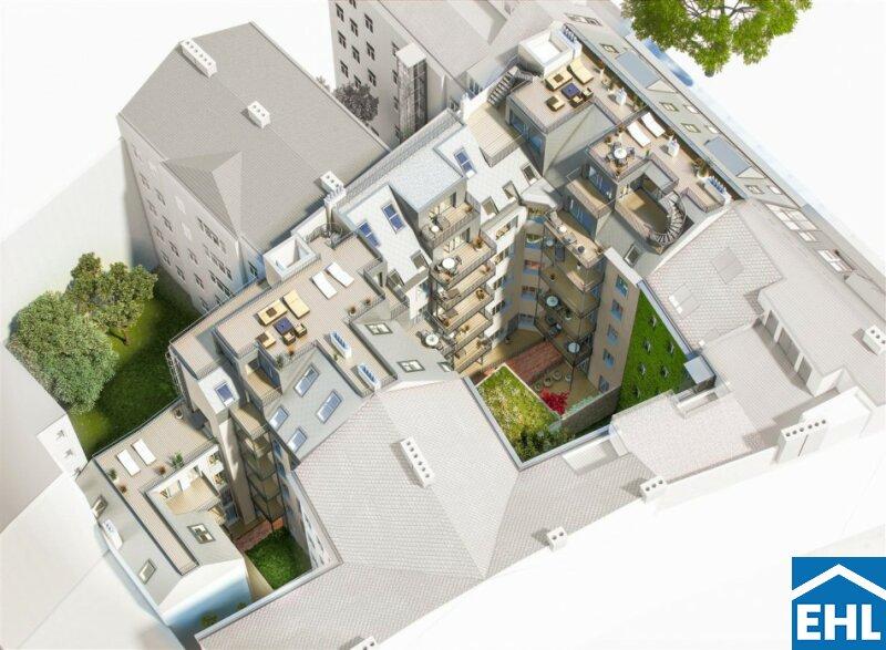 JULIE & FERDY - Exklusive Wohnungen im Herzen von Wien /  / 1020Wien / Bild 0