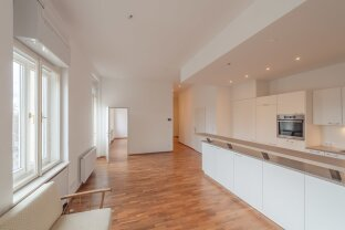 Stubenring 20: Helle, moderne 3-Zimmer-Wohnung ab sofort!