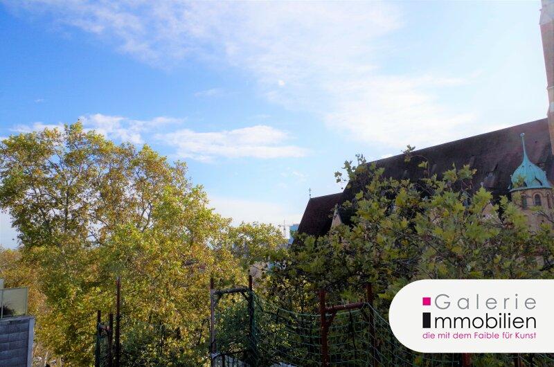 Nähe Alte Donau - Bezaubernde DG-Wohnung mit Terrasse und Grünblick in generalsaniertem Jahrhundertwendehaus Objekt_31837 Bild_257