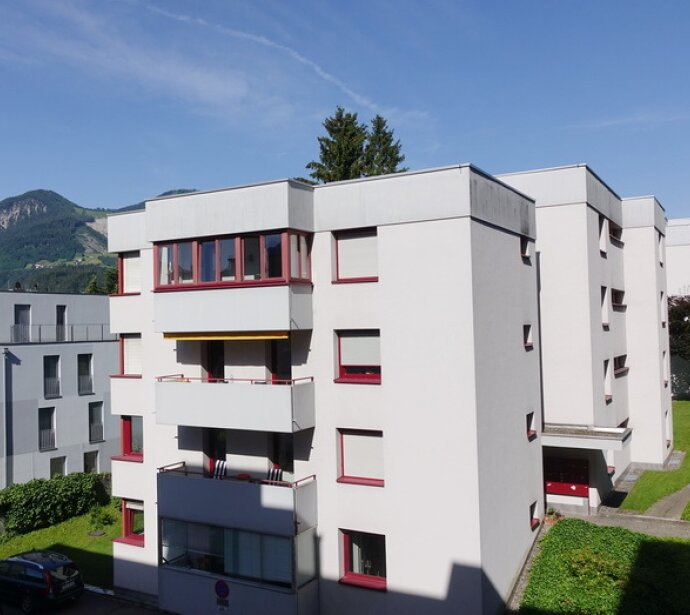 Bludenz: Gepflegte Zweizimmerwohnung in super Lage