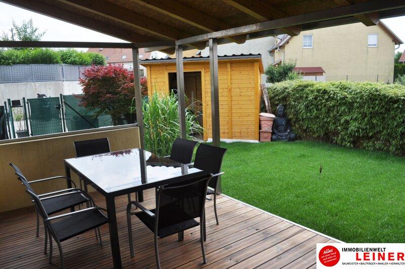 TOP gepflegte Doppelhaushälfte mit neu angelegtem Garten – Nähe Korneuburger Stadtgrenze Objekt_8891 Bild_786