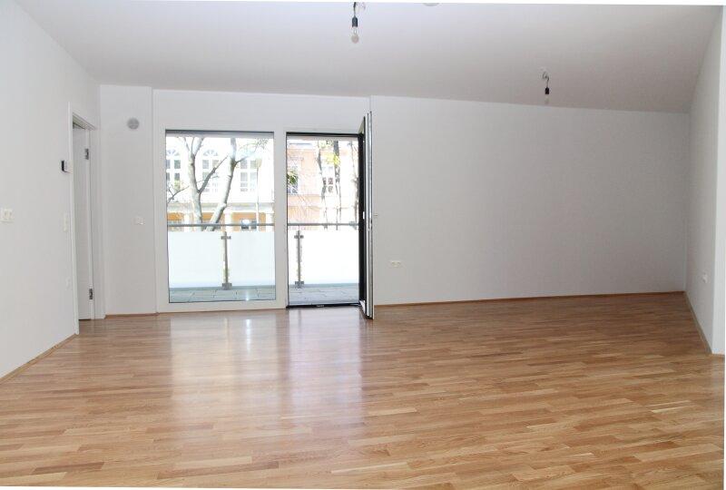 6,65 m² BALKON + 2 französ. Balkone, 38m²-Wohnküche + Schlafzimmer, Obersteinergasse 19 /  / 1190Wien / Bild 0