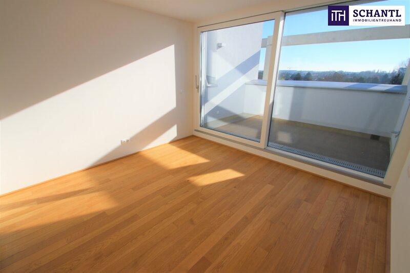 Zu Hause im Urlaub! Erstbezug im Dachgeschoss auf zwei Ebenen mit 4 Terrassen! Provisionsfrei!!! /  / 1220Wien / Bild 15