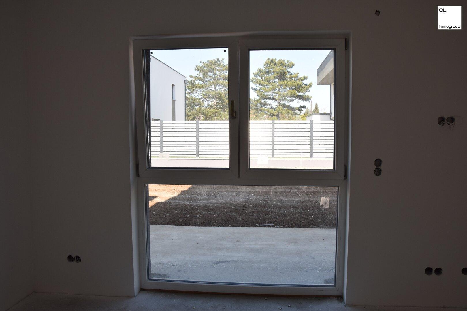 Fenster im Wohnraum