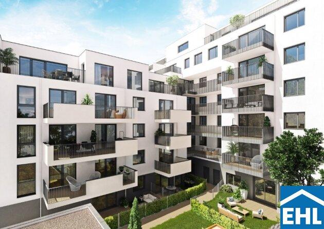 Provisionsfrei Vorsorgen in der Donaustadt: Durchdachte 2-Zimmerwohnung in Aspern