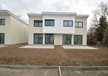 Achtung letztes ECKHAUS Moderne Doppelhaushälfte in Grünruhelage PROVISIONSFREIER Erstbezug