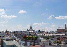 Erstklassiges Terrassen-Appartement mit Blick auf den Stephansdom, U4
