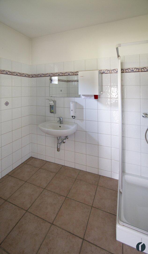 WC und kleines Bad im EG
