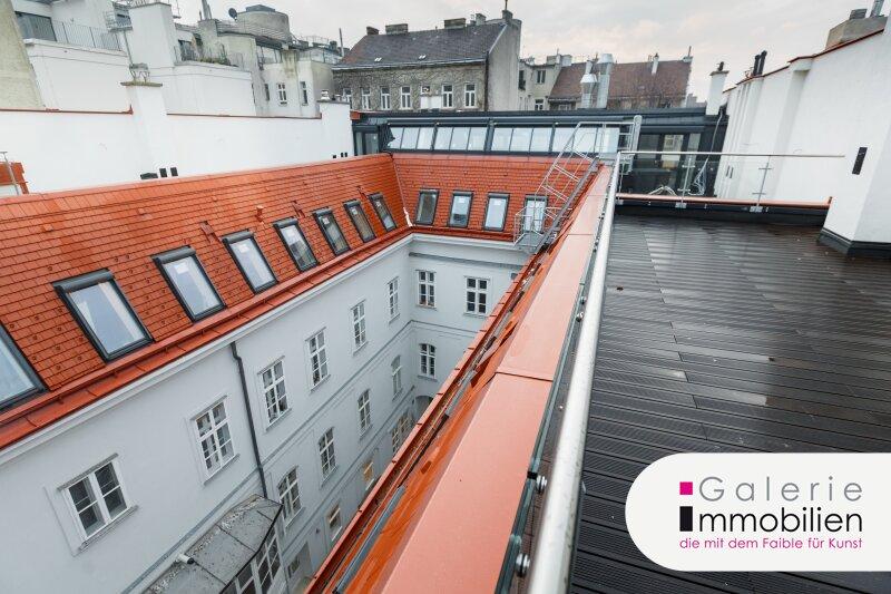 Luxuriöse Maisonette mit großen Terrassen im Fernolendthaus Objekt_29666 Bild_153