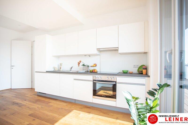 100 m² PENTHOUSE *UNBEFRISTET*BARRIEREFREI*Schwechat - 3 Zimmer Penthouse im Erstbezug mit 54 m² großer südseitiger Terrasse Objekt_9219